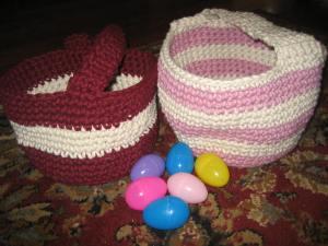 Easter Baskets 2011