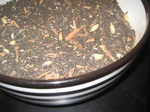 Christmas Chai Tea
