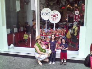 FAO Swartz, 5th Ave & 58th St.