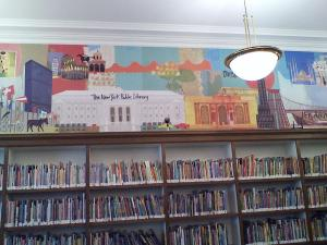 Children's Room at New York Public Library.