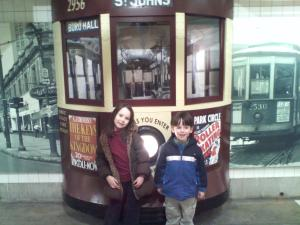 NY Transit Museum. Brooklyn Boerum St. & Livingston St.